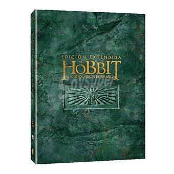 """El Hobbit: """"La desolación de Smaug"""" Ed.extendida DVD 5 disc. 1 ud"""