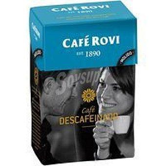 ROVI Café molido descafeinado Paquete 250 g