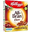 Cereales de fibra y chocolate Caja 375 g All Bran Kellogg's