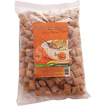 Granovita Bocaditos de avena y miel rellenos de cacahuete Envase 350 g