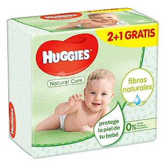 Huggies Toallitas Natural Care 168 toallitas