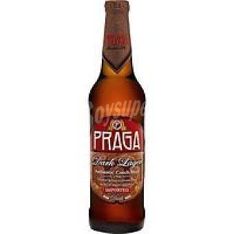 Praga Cerveza negra checa Botellín 50 cl