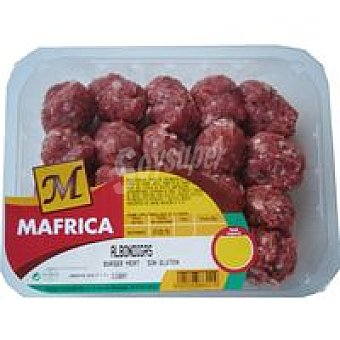 Mafrica Albondigas Bandeja 430 g