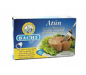 BACHI Atún en Aceite Vegetal 143 Gramos
