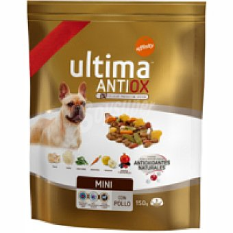 Ultima Affinity Ultima dog antiox mini 150GRS 150 gramos