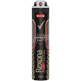 Rexona Desodorante Fórmula 1 edición especial Spray 200 ml