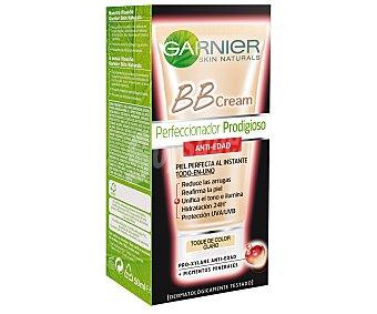 Skin Naturals Garnier Cream Perfeccionador Prodigioso BB anti-edad todo en uno con un toque de color claro tubo 30 ml Tubo 30 ml