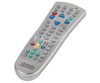 VIVANCO UR 89 Mando a distancia universal 8 en 1 para TV, tdt, dvd, vcr, aplificador, sat, hifi, cd`s, Etc