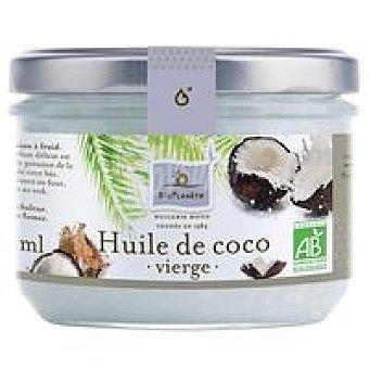 BIO PLANETE Aceite de coco virgen Botella 20 cl