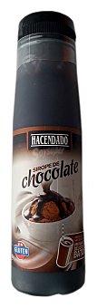 Hacendado Sirope chocolate Botella 300 g