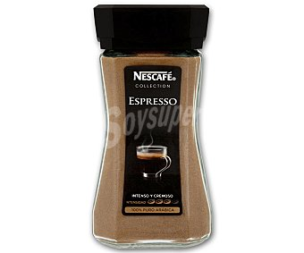 Nescafé Café soluble espresso Frasco 100 g