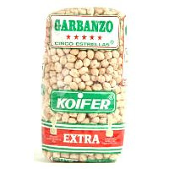 Koifer Garbanzo 5 estrellas Paquete 1 kg