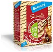 Barritas de cereales decoradas con chocolate con leche sin gluten 78 g (6 uds) Bicentury Sarialís