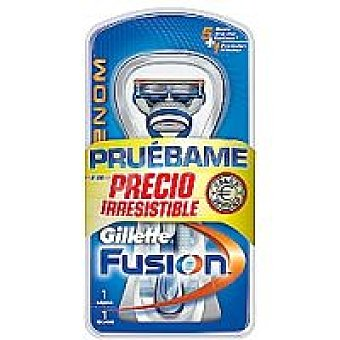 Gillette Maquinilla manual  Fusion Phenom Pack 1 unid