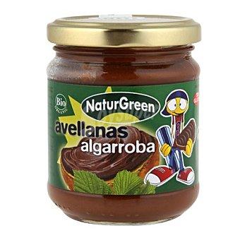 Naturgreen Crema avellana algarroba - Sin Gluten 200 g