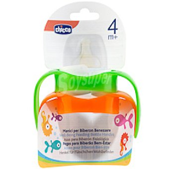 CHICCO Asas Baby Colors Pack 1 unid