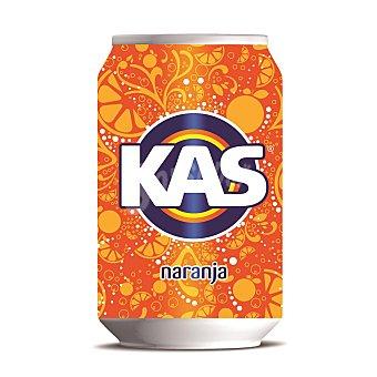 Kas Refresco de naranja Lata de 33 cl