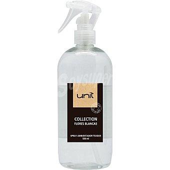 Unit Spray para tejidos Flores blancas Collection 500 ml 500 ml