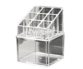 Compactor Caja de maquillaje, soporte para lápiz labial RAN5056