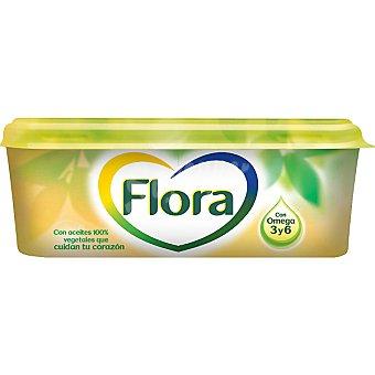 FLORA margarina vegetal tarrina 250 g