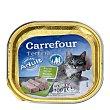 Delicias para gatos de conejo 100 gr Carrefour