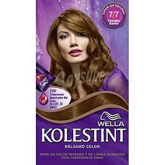 Kolestint Tinte 7/7 castaño bambi 1 ud