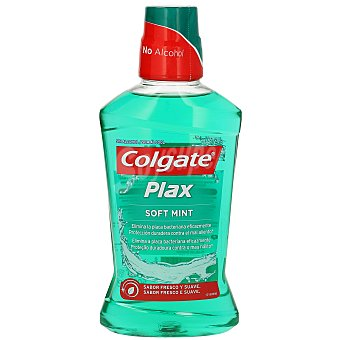 Colgate Enjuague Plax Multiproteccion 500 ml