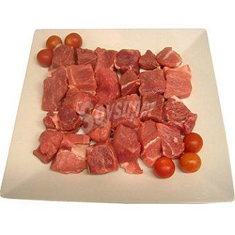 Carne magra troceada/ragout de cerdo