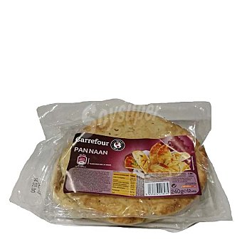 Carrefour Pan natural 240 g