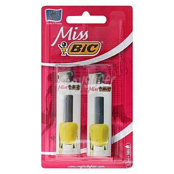 Bic Encendedor Miss 2 ud
