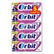 chicle grajeas blueberry  5 paquetes Orbit