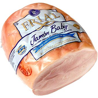 Frial Jamón cocido extra baby Al peso 1 kg