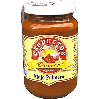 BRUVIC mojo Palmero picante  frasco 370 g