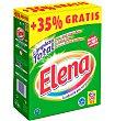 Detergente polvo 35 dosis Elena