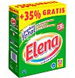 Detergente en polvo Maleta 35 dosis, 2,555kg Elena