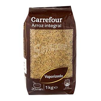 Carrefour Arroz integral vaporizado 1 kg