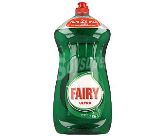 Fairy Lavavajillas Concentrado Original 1190 ml