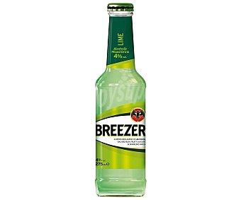 Bacardi Breezer de lima Botellín 27,5 cl