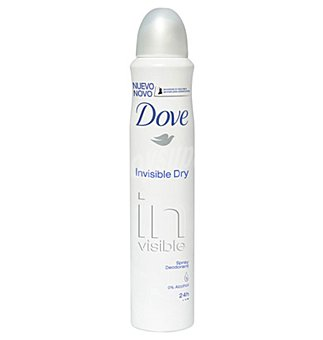 Dove Desodorante sensitive seda Spray 200 ml