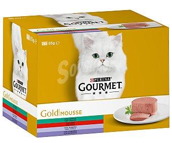 Gourmet Comida para gatos húmeda 24 uds