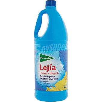 Aliada Lejía con detergente Botella 2 l