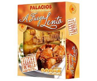 PALACIOS Alitas de pollo asadas 300 gramos
