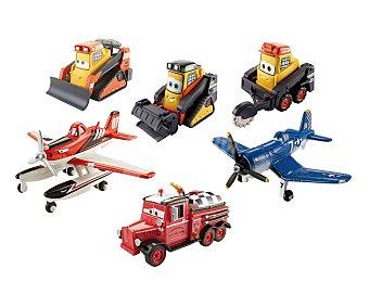 Disney Vehículos Planes 2: Equipo de Rescate 1 Unidad