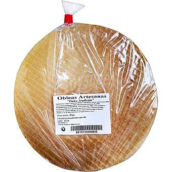 Dulce Tradición Obleas artesanas Bolsa 85 g