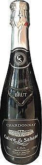 Cabre & Sabate Cava brut chardonnay Botella 750 ml