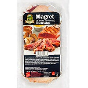 Martiko Magret de pato marinado con boletus Bandeja 360 g