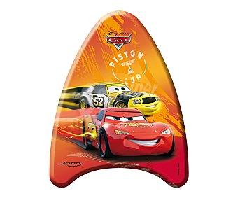 Disney Tabla de kick board recubierta de PVC de 42 centímetros y con imágenes de los personajes de la película Cars 1 unidad