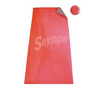 ABBEY Colchóneta aislante para la practica de ejercicios en el suelo, fabricada en goma Eva, antideslizante y fácil de enrollar y guardar gracias a su cierre con gomas, 180x61x1 centímetros 1 unidad