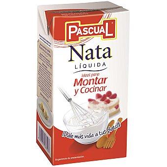 Pascual Nata para montar Brik 500 ml