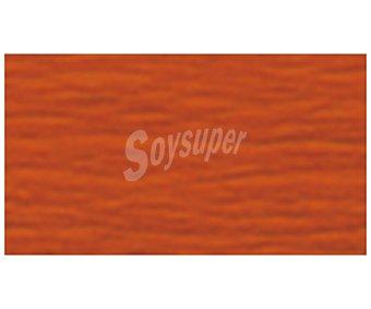 Canson Rollo de 0.5 metros y de crespón de color naranja de 2.5 milímetros 40 gramos